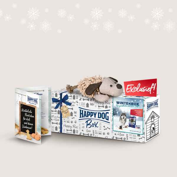 Happy Dog winterbox