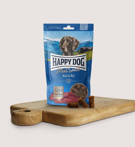Pure rund Happy Dog snack