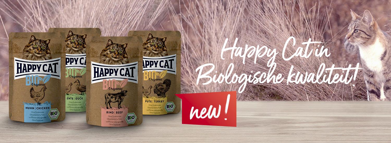 Bio Pouches happy cat