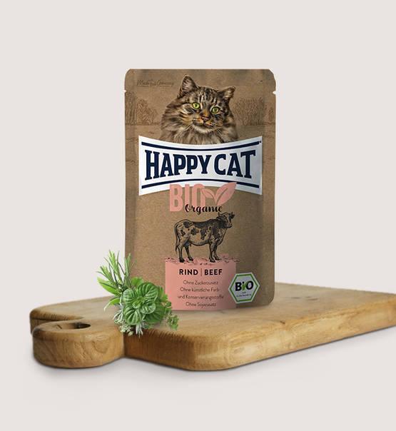 Bio Rund All meat HappyCat