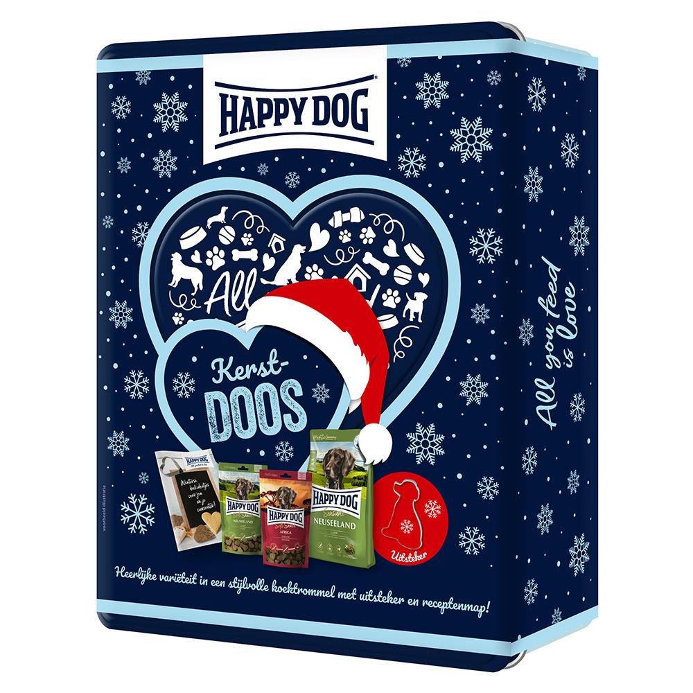 Kerstbox voor je hond