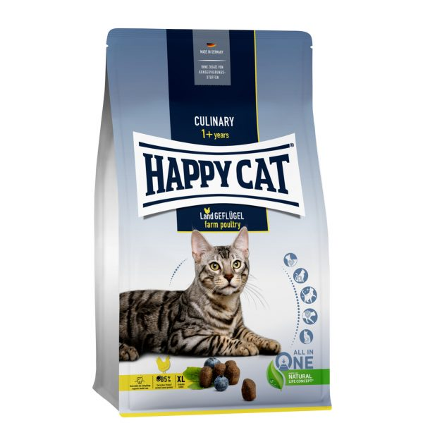 Kattenvoeding gevogelte