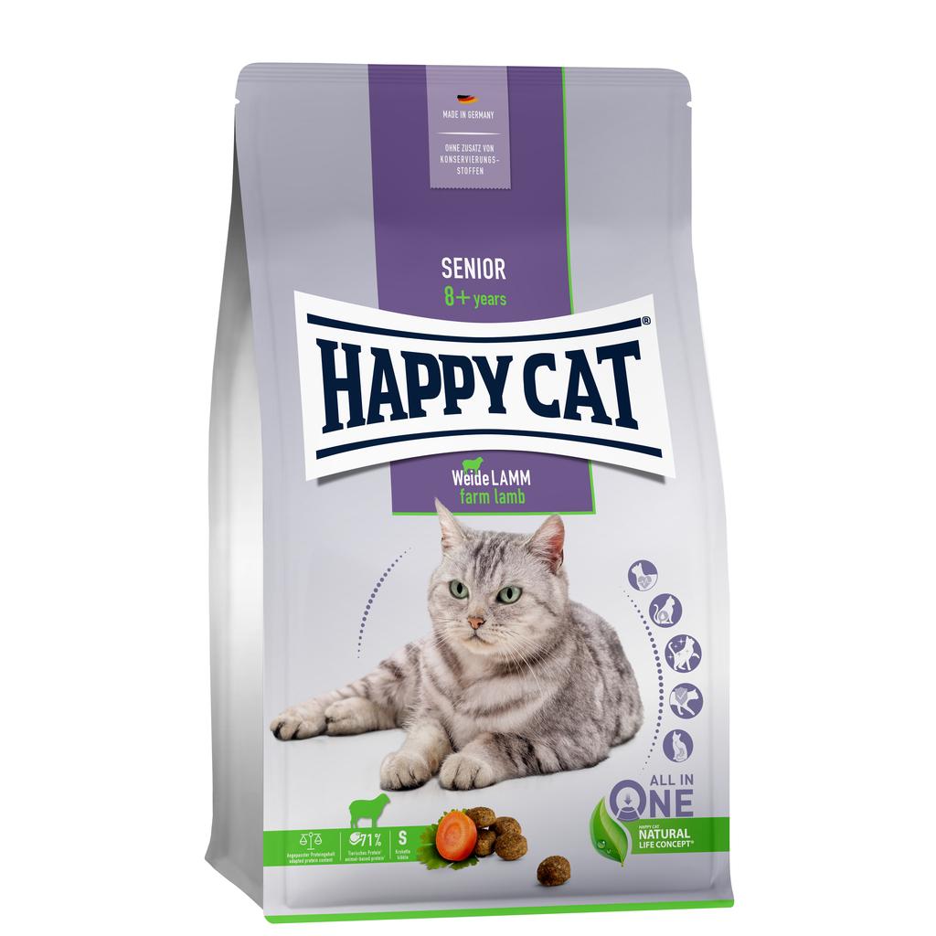 Happy Cat Senior lam
