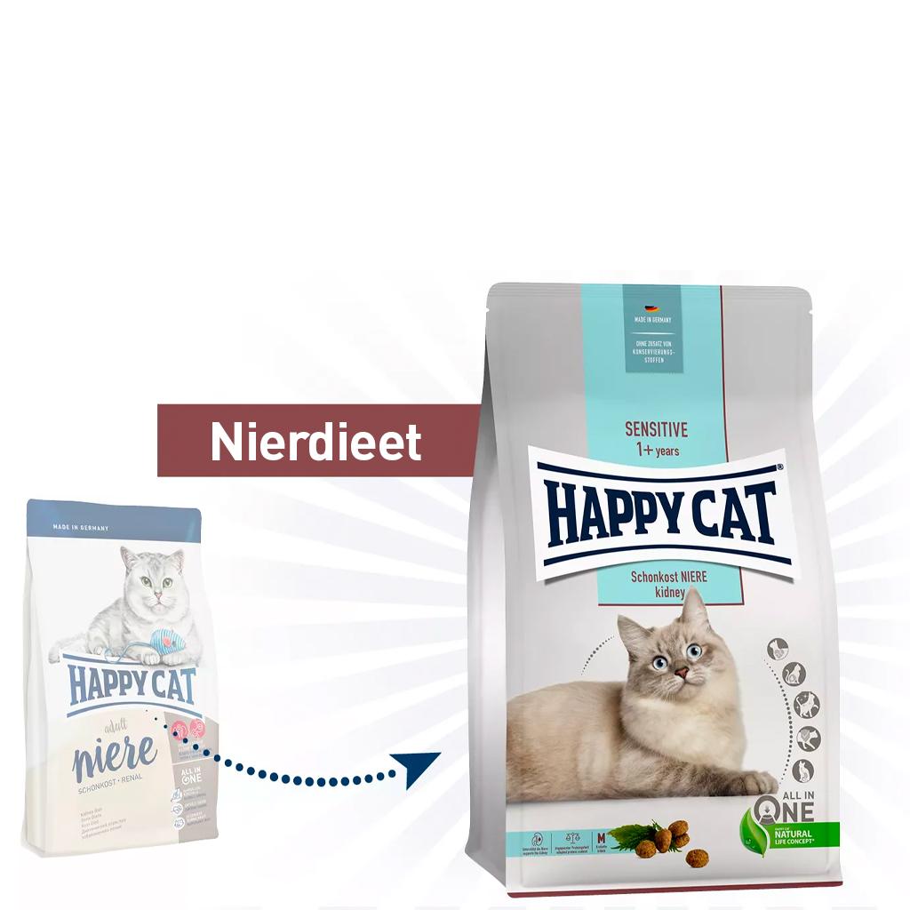Nierdieet kat